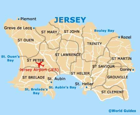 jersey travel guide and tourist information jersey