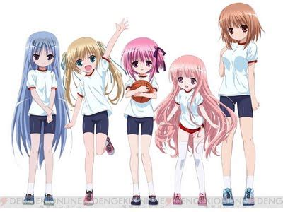 Anime 9 Year by Ro Kyu Bu Let S Play Some Basketball Isolated Anime