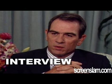 Tommy Lee Jones Fallon Interview | under siege tommy lee jones quot william stranix quot exclusive