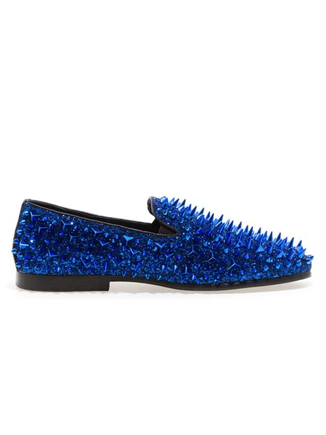 loafers spikes jump newyork lord royal spike loafers modishonline