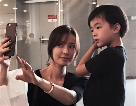 kwon sang woo son tae young and kwon sang woo s son looks just like his father soompi