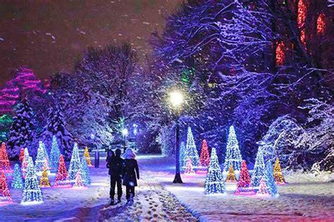 lowell festival of lights 2017 upcoming events 冬季慶祝日 聖誕燈飾 la jaja