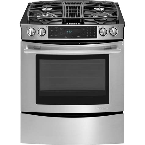 Downdraft Cooktop Electric Slide In Gas Downdraft Range With Convection 30 Quot Jenn Air