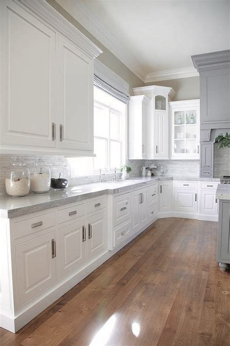 white kitchen interior   great
