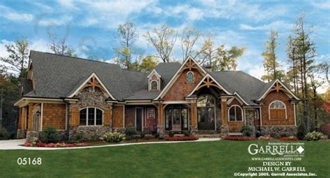 Rustic Style Amicalola Cottage House Plan Amicalola Cottage Rustic Style House Plan