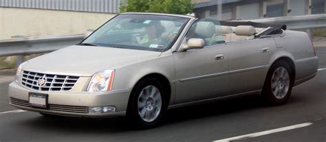 Cadillac Dts Convertible by File Cadillac Dts Custom Convertible Jpg