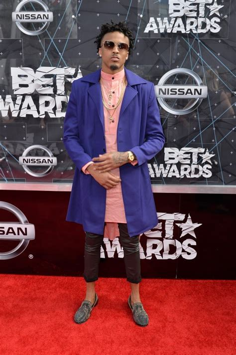august alsina bet awards 2016 worst dressed at the 2015 bet awards goes to