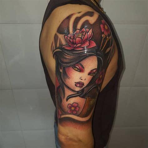 geisha tattoo wrist 55 striking geisha tattoo designs an intelligent and