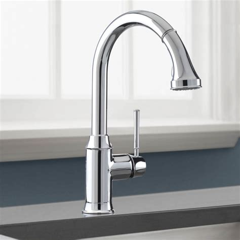 Kitchen Faucet Hansgrohe Faucet 04215000 In Chrome By Hansgrohe