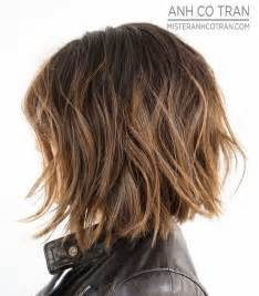 shaggy bob for thin hair 23 cute bob haircuts styles for thick hair short