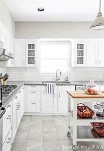 source list for classic white kitchen maison de pax