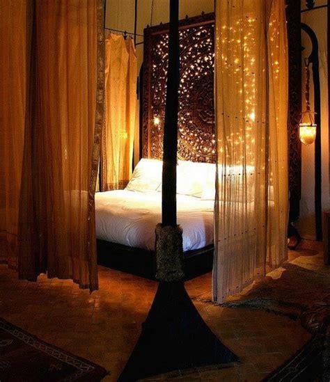 Romantisches Bett romantisches bett gestalten 25 ideen