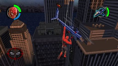 themes psp spiderman spider man 2 2005 by vicarious visions psp game