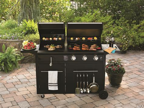 Backyard Grill Company Backyard Grill Company Backyard Grill 4 Burner Gas Grill