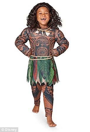 disney accused of cultural appropriation after moana