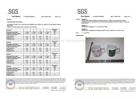 Set Printed Glass Mug Spoon Lid sgs report of porcelain mugs zibo timestone