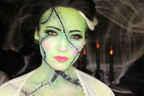 tutorial makeup halloween 2015 surprisingly easy halloween makeup looks to wear to glam