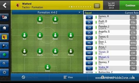 football manager handheld apk free football manager handheld 2015 mod apk 6 3 1 patched unlocked android amzmodapk