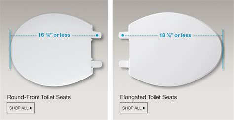 how to measure for toilet seat replacement toilet seat shapes and sizes images