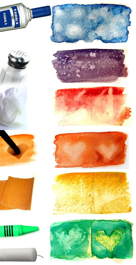 watercolor tutorial pinterest howto brilliant ideas for watercolor techniques share