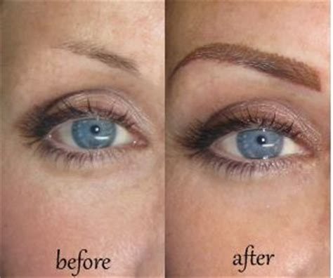hair stroke eyebrow tattoo cost eyebrow tattoos cost pen pros cons aftercare before