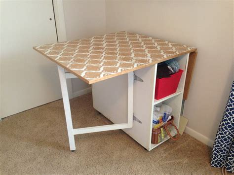 how to build a sewing table how to build sewing table plans diy pdf plans