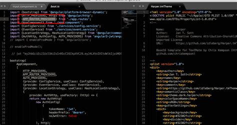 sublime text 3 javascript theme javascript sublime text 3 using syntax parse of js with