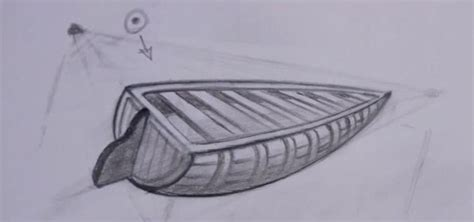 how to draw a boat in perspective how to draw a boat in two point perspective 171 drawing