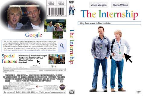 the internship dvd custom covers the internship