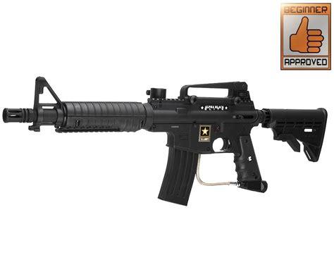 alfa black tippmann alpha black elite paintball gun