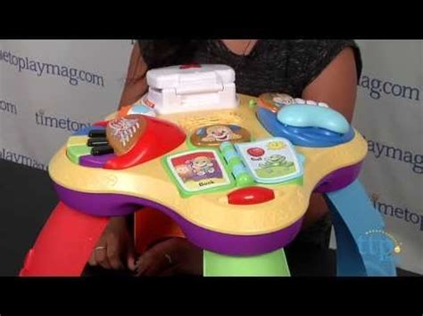 fisher price laugh and learn puppy table laugh learn puppy friends learning table from fisher