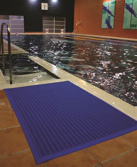 pool mat swimming safety pvc matting floor