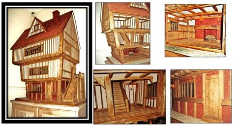 tudor dolls house commissioned tudor dolls house furniture