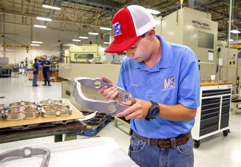 In Search For New Workers Guilford County Manufacturers