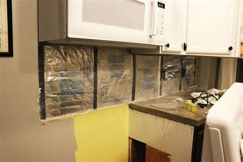 How To Remove Kitchen Backsplash by How To Remove A Kitchen Tile Backsplash