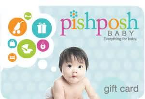 Pishposhbaby Gift Card - the pishposhbaby 20 e gift certificate free shipping