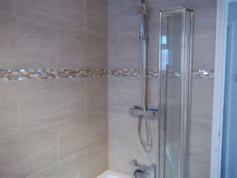 mosaic bathroom border tiles tileright 100 feedback tiler handyman in consett