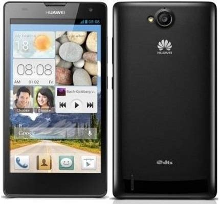 huawei ascend g740 price in malaysia & specs   technave