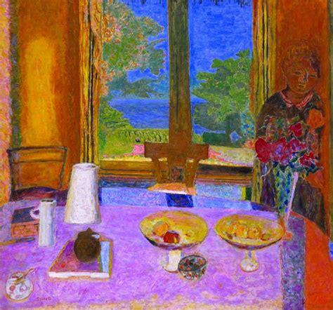 the dining room in the country bonnard david owen notes bonnard and marthe de meligny