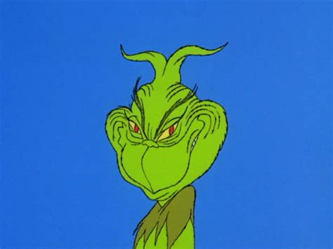 in defense of the grinch and other christmas thoughts
