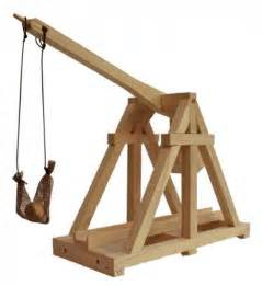 Desk Trebuchet by Science Great Do It Yourself Kits Toys And