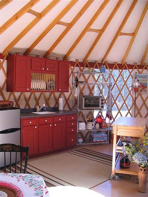 1000 ideas about yurt interior on yurts yurt