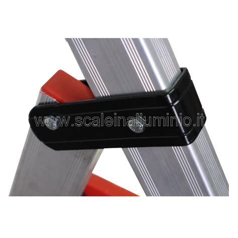 sgabello scala sgabello kubo 3 gradini scale in alluminio