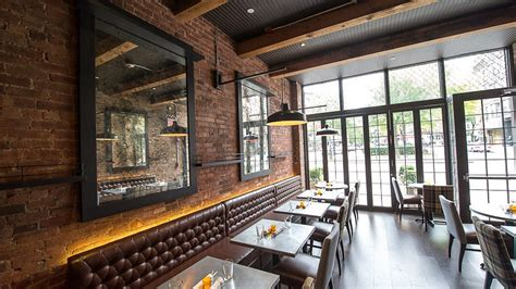 backyard restaurant park slope woodland an american grill in park slope eater ny