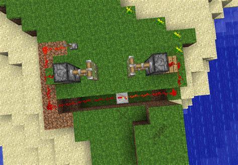 Piston Door Minecraft by 2x2 Minecraft Piston Door Pt1 By Jambowman On Deviantart