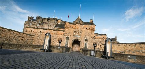 edinburgh castle the iconic scottish tourist attraction