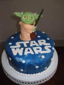starwars kuchen ms cakes yoda wars cake