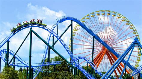 louisville park kentucky kingdom named a top 10 theme park louisville louisville business