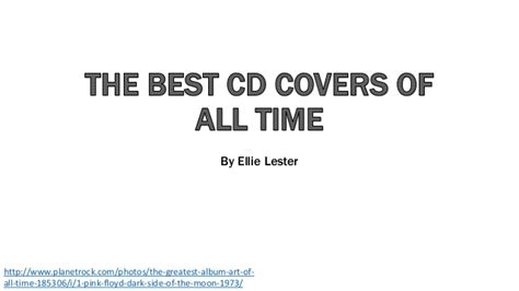 The Best Of All Time - the best cd covers of all time