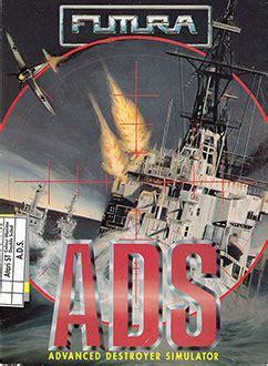 descargar advanced destroyer simulator. juego portable y